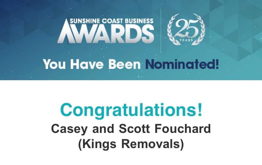 Sunshine Coast Business Awards 2019 – Removalists