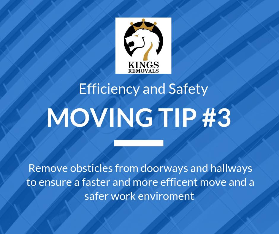 Sunshine Coast Removals Moving Tip # 3