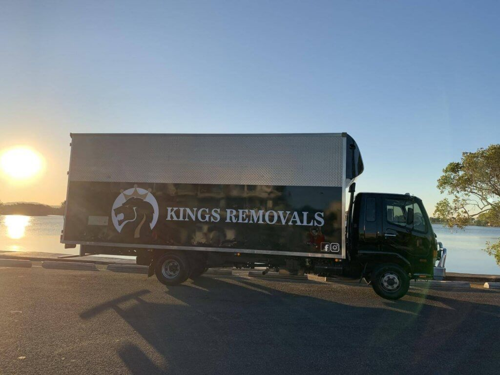 Removal Truck - Kings Removals Sunshine Coast
