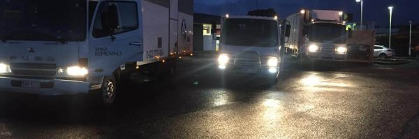 Removalist's Trucks Sunshine Coast