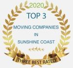 Three Best Rated - Top 3 Removalist Sunshine Coast 2020